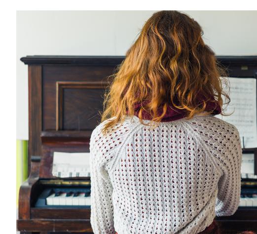 Apprendre le piano en ligne Adulte