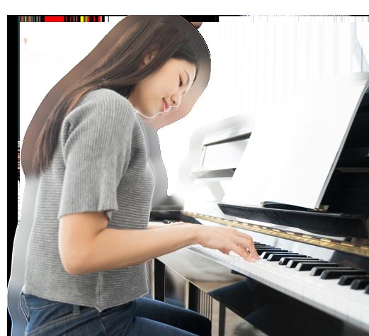 Apprendre le piano, ado